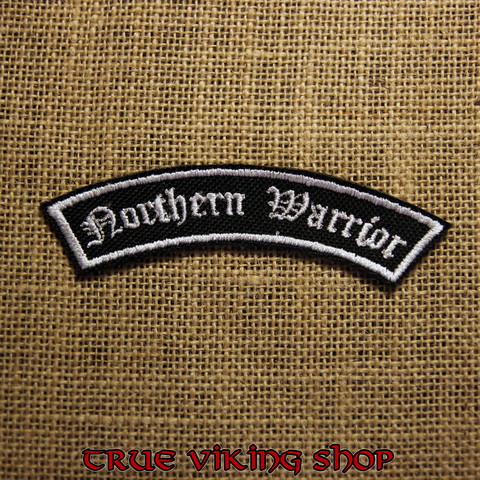Northern Warrior -patch