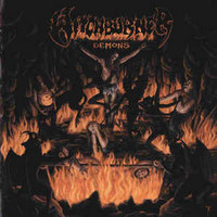 Witchburner ‎– Demons (CD, New)