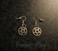 Pentagrammi earrings, small