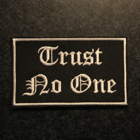 Trust No One -patch