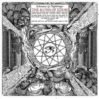 Nightbringer / Acherontas ‎– The Ruins Of Edom (CD, New)