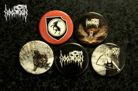 Goatmoon collection (Badges)