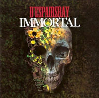D'espairsRay ‎– Immortal (CD + DVD, Used)