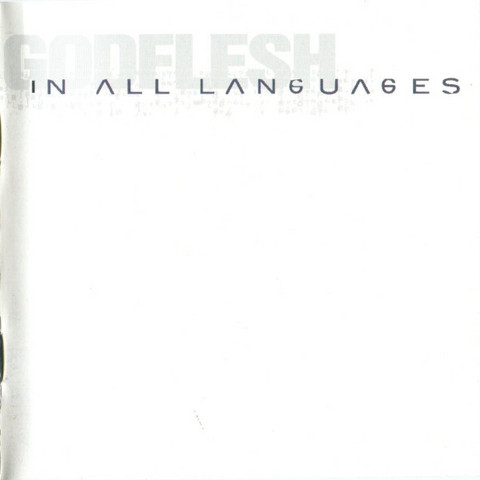 Godflesh ‎– In All Languages (used)