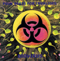 Four Seats For Invalides ‎– Biovirus (CD, Used)