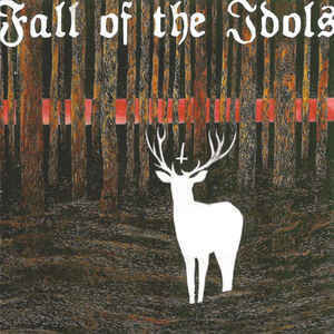 Fall Of The Idols ‎– The Womb Of The Earth (CD, Käytetty)