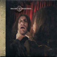 Vulture Industries ‎– The Dystopia Journals (CD, Used)