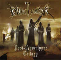 Bloodhammer ‎– Post-Apocalypse Trilogy (CD, Used)