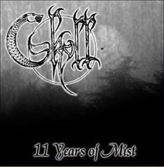 Skoll – 11 Years Of Mist (CD, Käytetty)