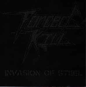 Forced Kill ‎– Invasion Of Steel (CD, Käytetty)