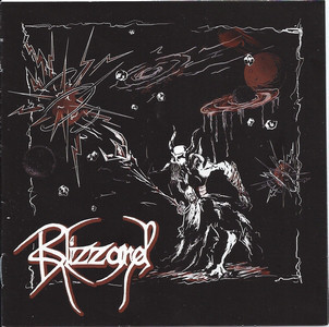 Blizzard – Fuck The Universe (CD, Used)