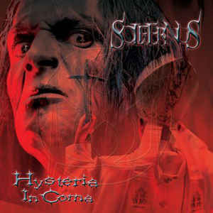 Solfernus ‎– Hysteria In Coma (CD, Used)