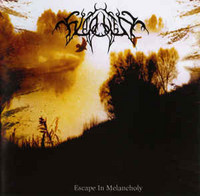 Kladovest ‎– Escape In Melancholy (CD, Used)