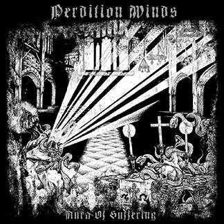 Perdition Winds ‎– Aura Of Suffering (CD, Used)