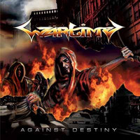 Wartime ‎– Against Destiny (CD, Used)