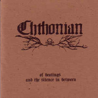 Chthonian ‎– Of Beatings And The Silence In Between (CD, New)