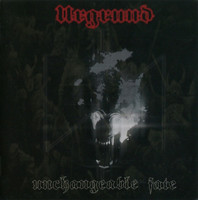 Urgrund ‎– Unchangeable Fate (CD, Used)