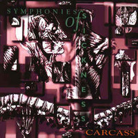 Carcass ‎– Symphonies Of Sickness (used)