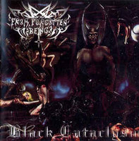From Forgotten Being ‎– Black Cataclysm (CD, Used)