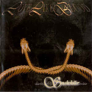 Love Like Blood ‎– Snakekiller (CD, Used)