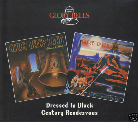 Glory Bells ‎– Dressed In Black / Century Rendezvous (used)