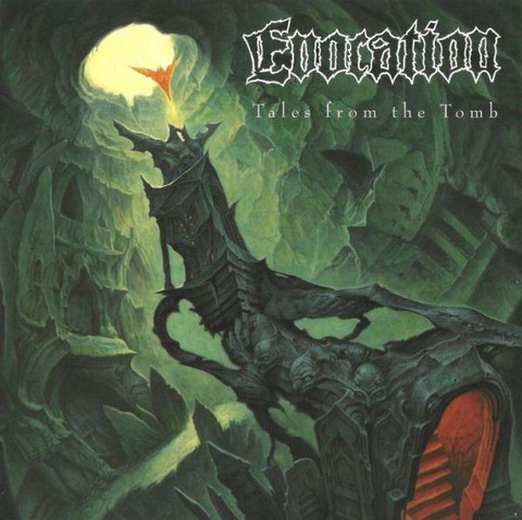 Evocation ‎– Tales From The Tomb (used)