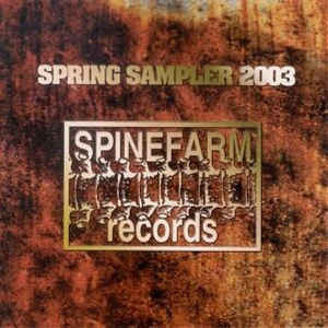 Various ‎– Spinefarm Records Spring Sampler 2003 (used)