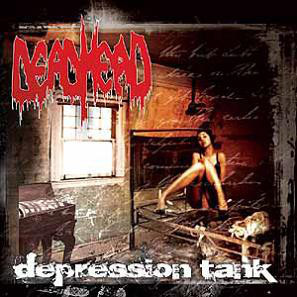 Dead Head ‎– Depression Tank (CD, New)