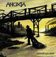 Anoxia ‎– Intense Killings (CD, Used)