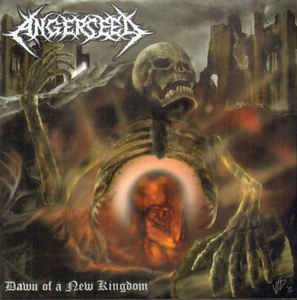 Angerseed ‎– Dawn of a New Kingdom (used)
