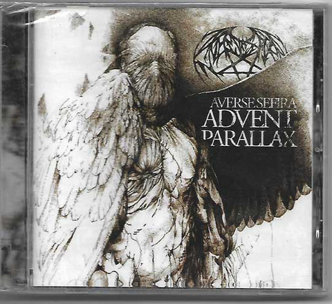 Averse Sefira ‎– Advent Parallax (uusi)