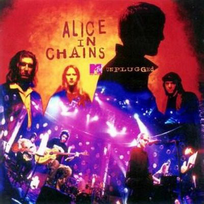Alice In Chains ‎– MTV Unplugged (käytetty)