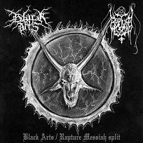 Black Arts, Rapture Messiah ‎– The Arrival Of Satan's Kingdom (new)