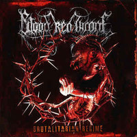 Blood Red Throne ‎– Brutalitarian Regime (CD, New)