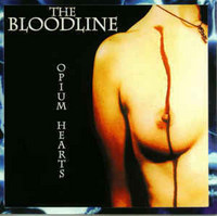 The Bloodline ‎– Opium Hearts (CD, Used)