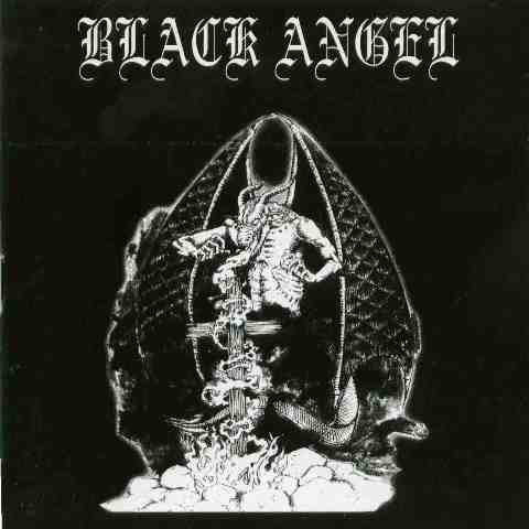 Black Angel ‎– Black Angel (käytetty)