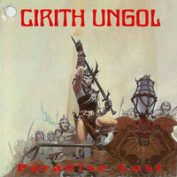 Cirith Ungol ‎– Paradise Lost (CD, Used)
