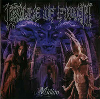 Cradle Of Filth ‎– Midian (CD, Used)