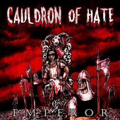 Cauldron of Hate - Emperor (käytetty)