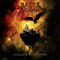 Razor Of Occam ‎– Homage To Martyrs (CD, New)