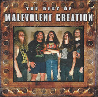 Malevolent Creation ‎– The Best Of Malevolent Creation (CD, Used)