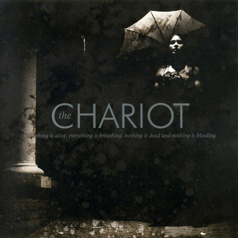 The Chariot ‎– Everything Is Alive, Everything Is Breathing, Nothing Is Dead And Nothing Is Bleeding (käytetty)