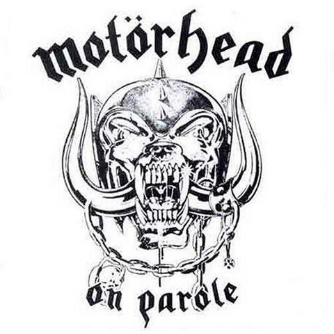 Motörhead ‎– On Parole (used)