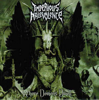 Imperious Malevolence ‎– Where Demons Dwell (CD, New)