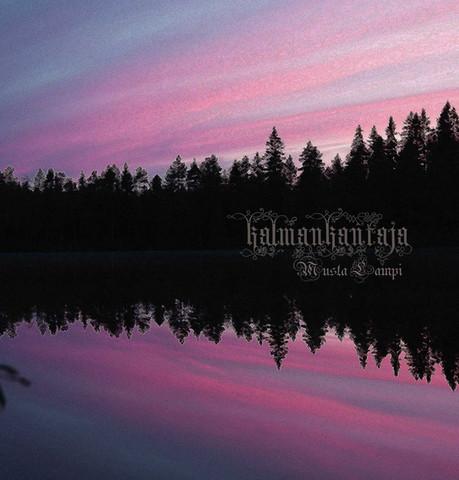 Kalmankantaja – Musta Lampi (CD, Uusi)