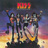 Kiss ‎– Destroyer (CD, Used)