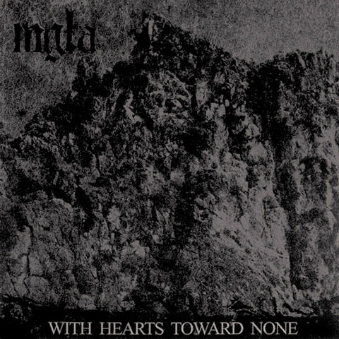 Mgła ‎– With Hearts Toward None (new)