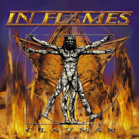 In Flames ‎– Clayman (used)