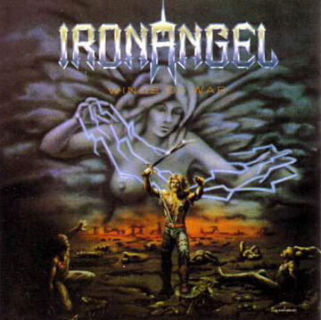 Iron Angel ‎– Winds Of War (used)