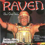 Raven ‎– Mind Over Metal (käytetty)